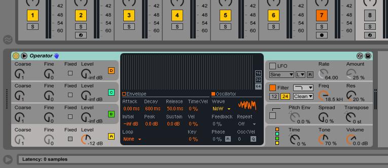تكنيك استخدام التشويش White Noise لملئ الفراغات بالاغنية أثناءالمكس